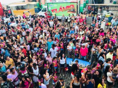 UIBAÍ 57 ANOS: Bloco Infantil e atrações musicais são destaques no segundo dia de festa