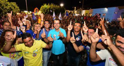 Hipólito e Nego Rico inauguram comitês de apoio no Besouro e em Gameleira