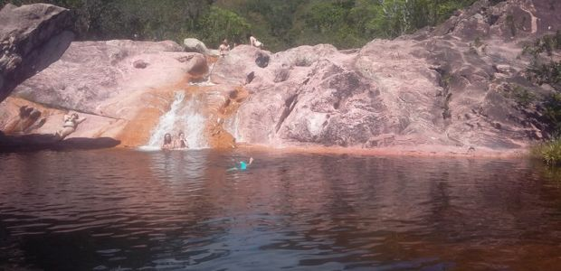 Fogo na Chapada Diamantina compromete vazão de rios