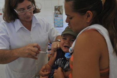 Vacinação contra gripe começa hoje e inclui maior número de crianças
