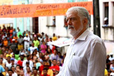 Governador autoriza pavimentação de estrada em Alagoinhas