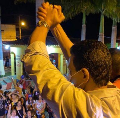 Barro Alto: Orlando Amorim é aclamado para novo mandato