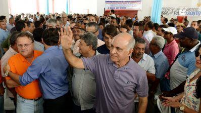 Chapa da oposição realiza evento em Jacobina