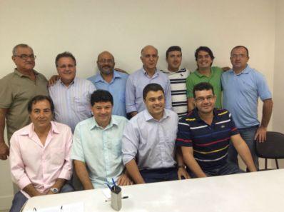 Lideranças de Ibititá manifestam apoio a Paulo Souto, Geddel e Pedro Tavares