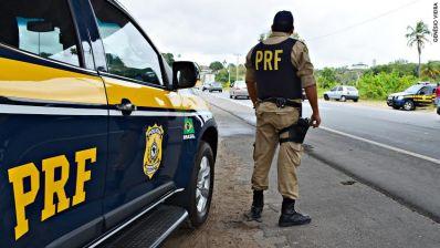 PRF inicia nesta quinta operação para prevenir acidentes no feriadão