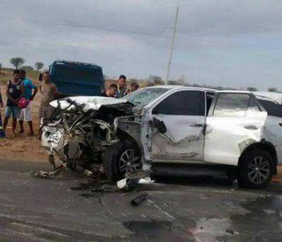 Irecê: uísque é achado em carro envolvido em batida com quatro mortos