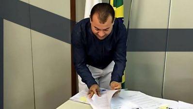 Ibititá assina convênio com Secretaria de Segurança Pública
