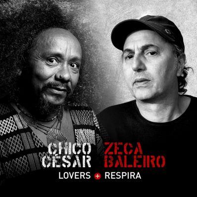 Chico César e Zeca Baleiro celebram 30 anos de amizade com álbum autoral