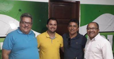 Uibaí: Vereador Isailton anuncia adesão à base do Governo Birinha