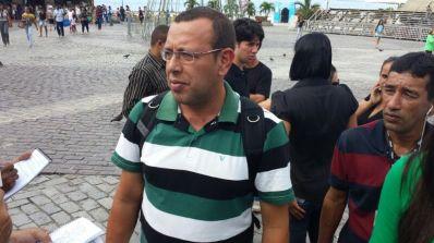 Greve da PM: Defesa de Prisco entra com pedido de habeas corpus
