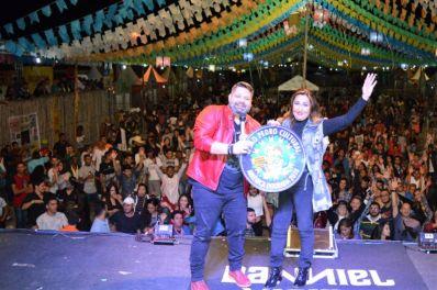 Danniel Vieira, Forrozão e atrações culturais marcam abertura do São Pedro de América