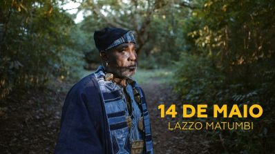 Lazzo lança clipe de 14 de Maio