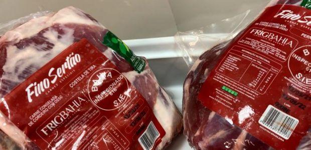 Carnes de caprino e ovino da Frigbahia são comercializadas em oito estados