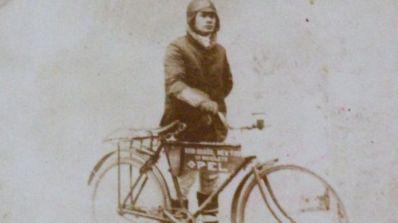Baiano pedalou de Salvador a Nova York