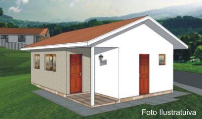 Graças ao empenho da Gestão Birinha, Uibaí é contemplada com 49 casas populares
