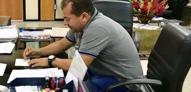 Cafu viabiliza convênio de quase R$ 1 milhão para a Saúde e anuncia novas ações e investimentos