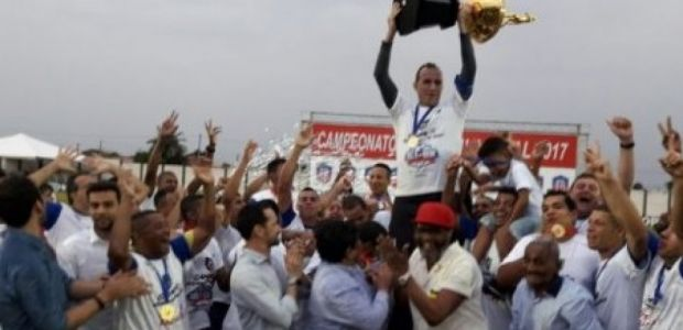 Eunápolis é campeão do Intermunicipal 2017