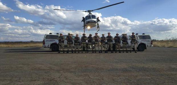 Operação policial apreende 12 toneladas de maconha em Xique-Xique, João Dourado e mais três cidades