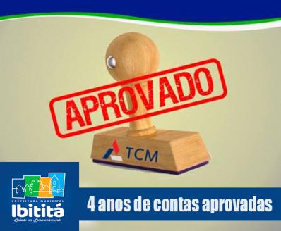 TCM aprova primeiro mandato de Cafu Barreto