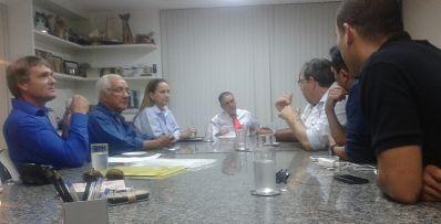 Lideranças de Vera Cruz e Itaparica apresentam reivindicações à Secretaria do Turismo