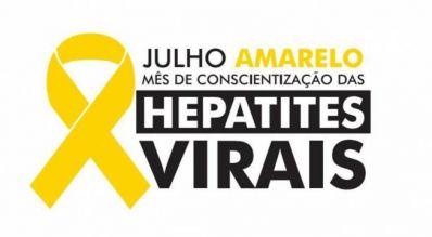 Julho amarelo: mês de luta contra as hepatites virais