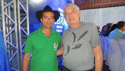 De papel passado: Itamar Saraiva é novo cidadão ireceense