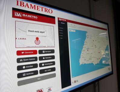 Ibametro lança aplicativo para denúncias da população