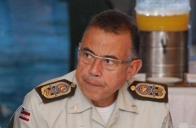 Comandante da PM garante policiamento nas ruas