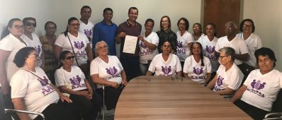 Hipólito Rodrigues sanciona lei que estabelece utilidade pública da AAMI