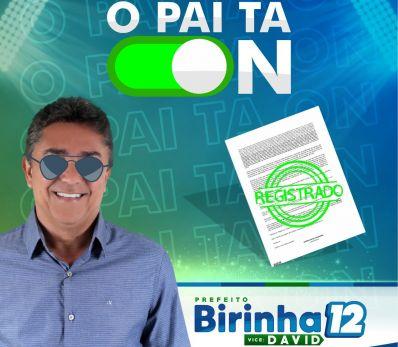 Justiça confirma candidatura de Birinha Levi em Uibaí