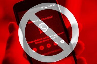 De novo! WhatsApp será bloqueado no Brasil por 72 horas