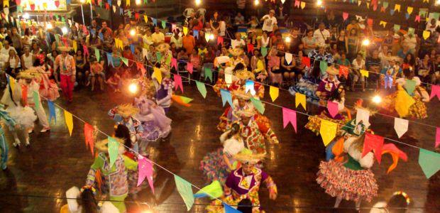Com festa e inauguração, Prefeitura faz abertura do São João na sede de Uibaí