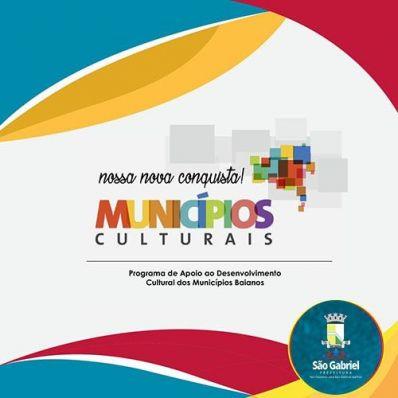 Prefeito sanciona lei que fortalece o patrimônio cultural de São Gabriel