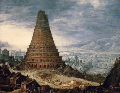 Oposição em Uibaí na Torre de Babel
