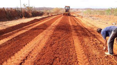 Sonho antigo da população, Prefeitura inicia recuperação da estrada da Gameleira