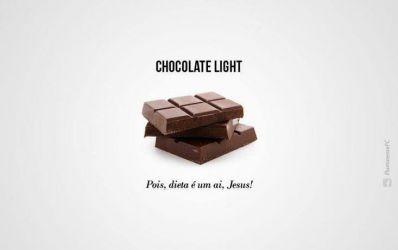 Provocação! Sem gols de Walter, Flu divulga o 'chocolate light' na internet