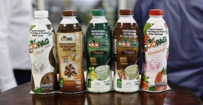 Iogurtes da agricultura familiar são apresentados para mercado europeu