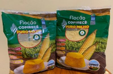 Copirecê garante certificação de milho não transgênico