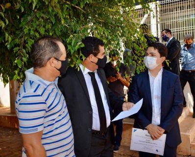 Tacinho revela dificuldade na transição de Governo