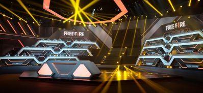 Free Fire ganha Liga oficial no Brasil