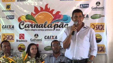 Por que a Prefeitura não realizou o Carnalapão 2017?