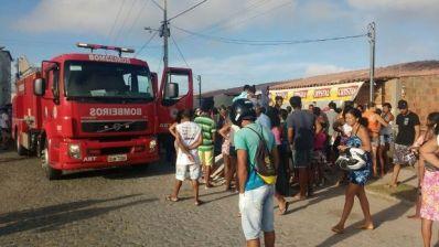 PM prende acusado de matar família em Feira de Santana