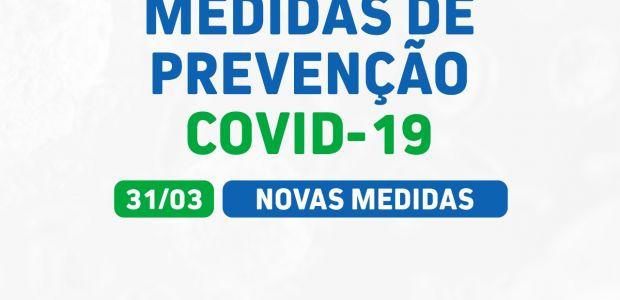 SITUAÇÃO DE EMERGÊNCIA: Uibaí adota novas medidas de prevenção ao covid-19