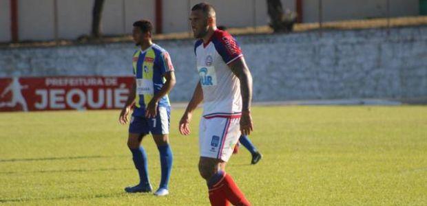 Bahia goleia Jequié e garante vaga na fase final do Baianão 2019
