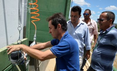 Problemas técnicos impedem início da operação do matadouro de Irecê