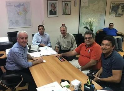 Atendendo solicitação de Birinha, Estado lança edital para recuperação da estrada entre Uibaí e a BA-052