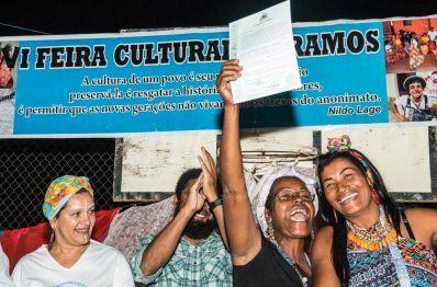 Comunidade Quilombola da Região de Irecê celebra conquista de direito à terra