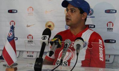 Técnico do Bahia lamenta empate com Flamengo