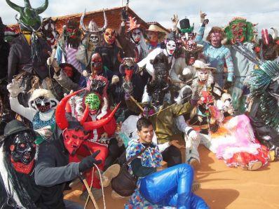 Ibititá: População celebra cultura popular no Sábado de Aleluia