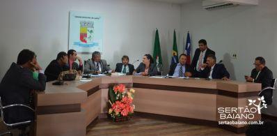 Lapão: Câmara Municipal derruba veto do Executivo à Lei Ficha Limpa